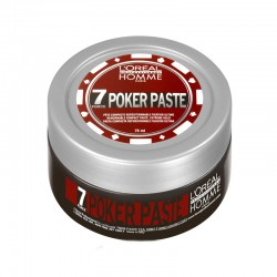 L'OREAL PROFESSIONNEL - L'OREAL PROFESSIONNEL HOMME POKER PASTE 75ML