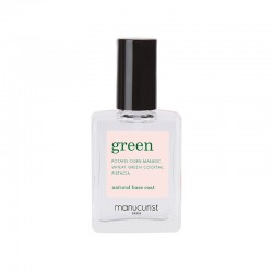 MANUCURIST - MANUCURIST GREEN BASE COAT 15ML