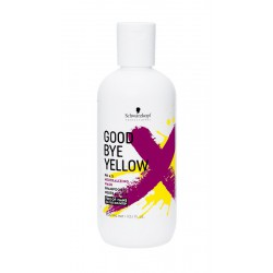 SCHWARZKOPF - SHAMPOOING GOODBYE YELLOW 300ML