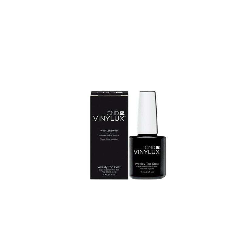 CND - CND VINYLUX TOP COAT 15ML