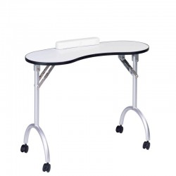 TABLE MANUCURE PLIANTE