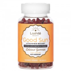 LASHILE - LASHILE GOOD SUN FLACON 60 GUMMIES