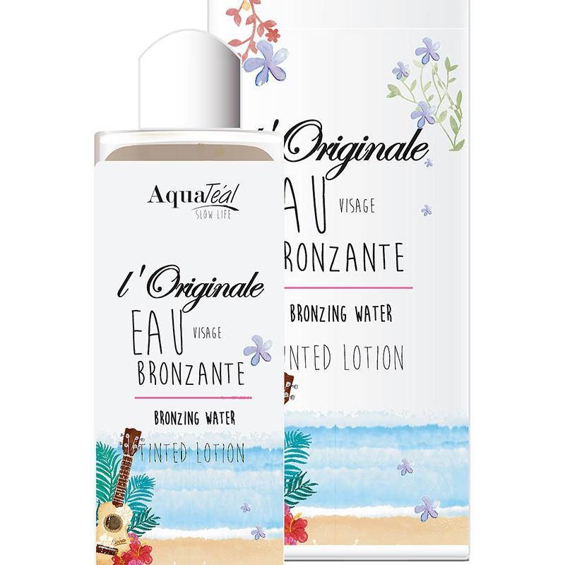 AQUATEAL - AQUATEAL EAU BRONZANTE L'ORIGINALE 100ML