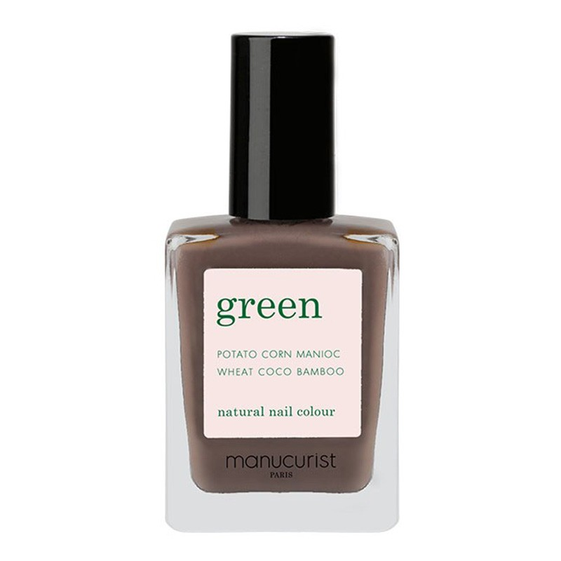MANUCURIST - MANUCURIST GREEN VERNIS 15ML - DARK WOOD