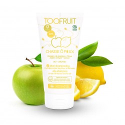 TOOFRUIT - TOOFRUIT CHASSE O POUX SHAMPOOING 150ML