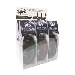 WET BRUSH - COLIS DECOUVERTE 6 BROSSES WET BRUSH POP FOLD