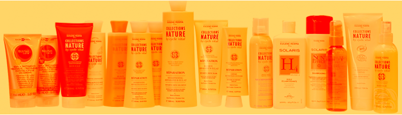 Shampooings et soins Eugene Perma Collection Nature