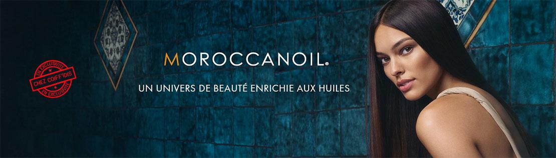 Bannière Moroccanoil
